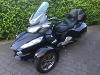 Can Am Spyder Tourer Trike