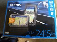Brand new Garmin SAT NAV