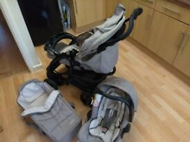 Graco Tour Deluxe Bear and Friends Travel System