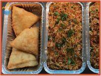Nabz Biryaniz Homemade Samosas. Pick your filling. Vegetable. Chicken. Lamb. Halal. Party Catering