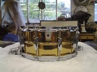 Ludwig Bronze Superphonic Snare Drum