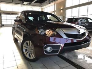 2012 Acura RDX Base w/Technology Package (A5)