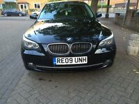 2009 BMW 5 Series 530i SE (E60) LCI Facelift Model - 1 owner, Sunroof, Sat-Nav, Bluetooth, FBSH