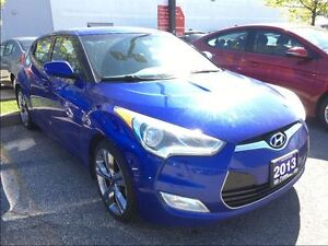2013 Hyundai Veloster TECH|NAVI|BACK-UP CAM|SUNROOF|ALLOYS|