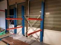 steel shelfs