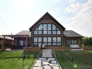 355 000$ - Maison à un étage et demi à vendre à Beaulac Gart