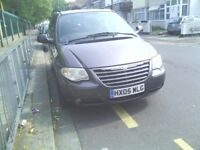 CHRYSLER VOYAGER 7 SEATER AUTOMATIC DIESEL LOW MILAGE PX WELCOME