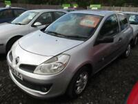 RENAULT CLIO EXTREME (silver) 2006