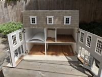 Dolls House with furniture