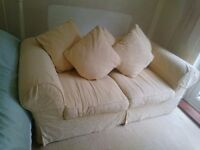 double pull out sofa bed