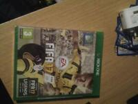 new and sealed xbox one fifa 17 £22