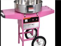 Candy Floss Cart For Hire £50