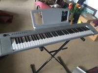 Yamaha Piano Style Keyboard NP-31S Piaggero