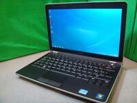 Dell Latitude E6230 laptop Intel Core i3 2nd generation processor with webcam and HDMI port