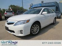 2011 Toyota CAMRY HYBRID LEATHER/NAV/SUNROOF