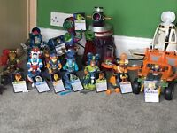 ELC Planet Protector Characters