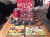 LIMITED EDITION NUTRIBULLET BLENDER 600!!!