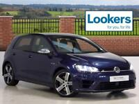 Volkswagen Golf R (blue) 2014-09-19