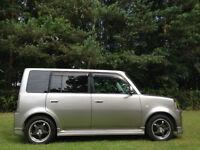 Toyota BB VVTi, 1490cc auto, 2000, 12mths MOT, petrol/LPG, 80mpg equivalent, 95k miles,