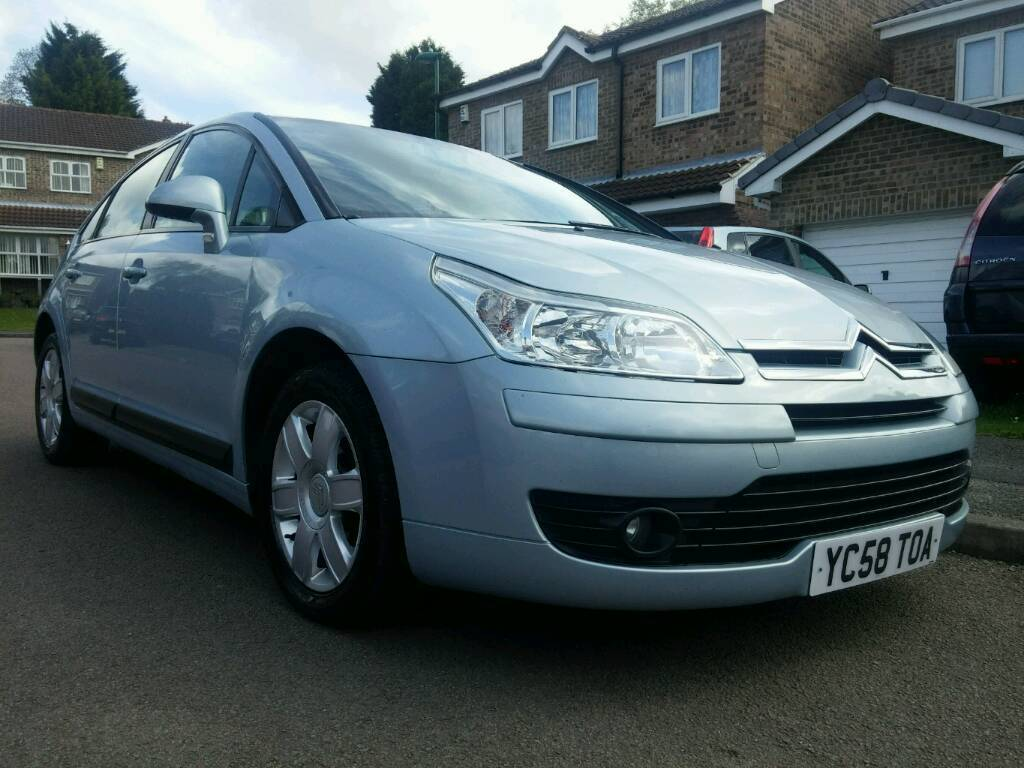 2008 CITROEN C4 PICASSO 9 MONTHS MOT NO ADVISORIES