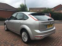 2010 Ford Focus Titanium 1.6 Tdci £30 Tax Beautiful Condition