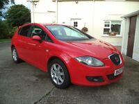 2007 SEAT LEON 2.0TDI STYLANCE ***BARGIN...NEEDS A TIDY***