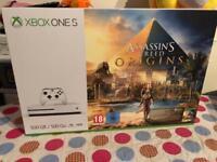 Xbox One S 500gb. Brand new console