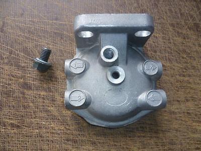 Filterkopf Filteroberteil Dieselfilter Kraftstofffilter Kraftstoffilter UTB TIH