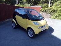 2004 smart car /73000 miles/£30 year Road tax