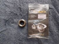 Honda FireBlade SP1 SP2 Stainless Steel Rear Spindle Nut. PRO BOLT