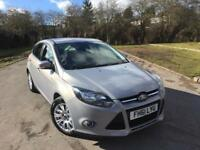Ford Focus 1.6 TDCi Titanium £20 tax, FSH, 1 former keeper, 12 Months Mot, Excellent condition.