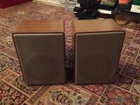 Rare TL400 West German Speakers