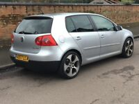Volkswagen Golf GT TDI 170 DPF (18' GTI ALLOYS DIAMOND CUT)