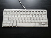Apple wired USB keyboard