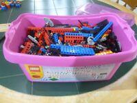 LEGO TECHNIC SPARE PARTS JOB LOT