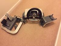X box 360 steering wherl