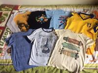 Boys clothes bundle age 7-8yrs