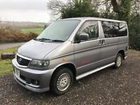 2005 NEW SHAPE MAZDA BONGO AERO NEW REAR CONVERSION & FULL ELECTRICS