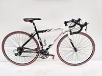 Carrera Vanquish alloy racing bicycle