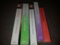 5 Nicholas sparks novels for sale
