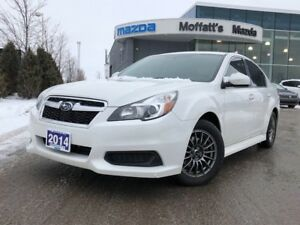 2014 Subaru Legacy 2.5i Convenience Package AWD