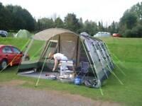 Hi gear corrado 6 berth tunnel tent