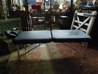 Porta-lite Massage Table with carry bag - can deliver locally for a fee