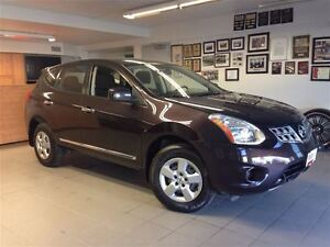 2012 Nissan Rogue S 1 OWNER LOCAL TRADE!!!