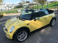 MINI Convertible 1.6 One*Petrol*2006*Convertible*New Mot*Full service*3 owners*HPI clear