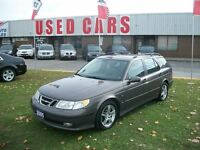 2005 Saab 9-5 Arc ~ LOADED ~ CERTIFIED