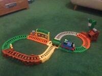 Thomas All Around Sodor Motorised Train Set