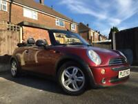 Mini One Convertible 2007 - low miles, long MOT