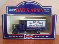 Dad's Army Diecast Model by LLedo Days Gone