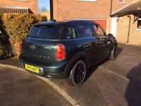 Minin Country man - lots of extras, 1 lady driver, FSH